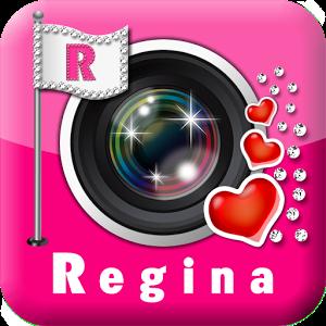 Reginaゴルフデコカメ